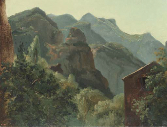 Versant de la vallée de Saint-