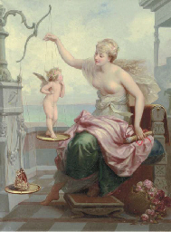Weighing Cupid against a Butte