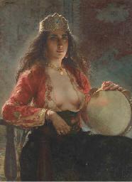 The Tambourine Player