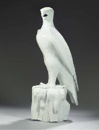 A large Meissen-pattern white