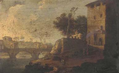 Circle of Francesco Zuccarelli (1702-1788)