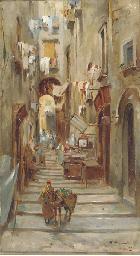 A Neapolitan street