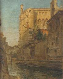A Venetian backwater, late aft