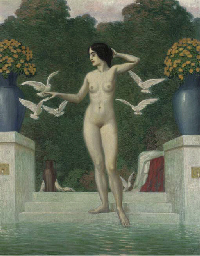 An allegory of beauty