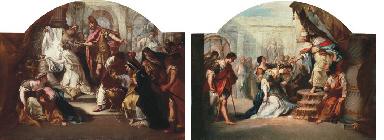 The Sacrifice of Jephthah's Da