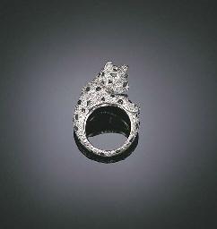 A DIAMOND AND ONYX