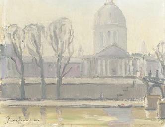 La Seine et l'Institut