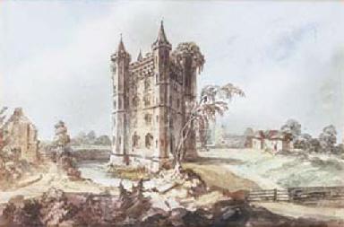 Tattershall Castle, Lincolnshi