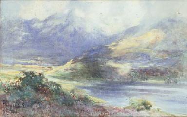 Among the Cairngorms, near Kin