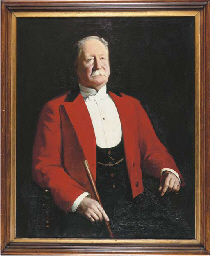 Portrait of Colonel France-Hay