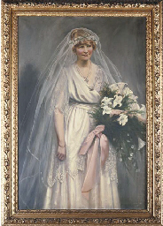 Portrait of Mrs France-Hayhurs