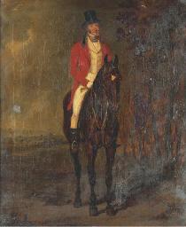 Portrait of John Hosken (D.186