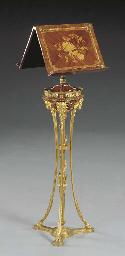 A Napooleon III ormolu, kingwo