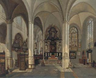 The interior of Saint Jacobs C