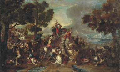 The Defeat of Porus