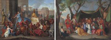 The Entry of Alexander into Ba