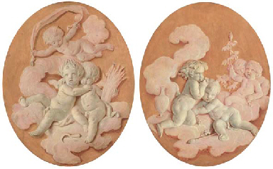 An Allegory of Summer: Putti w