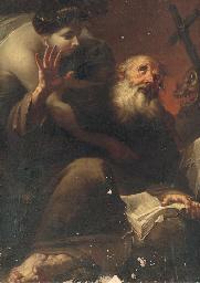 The Temptation of Saint Anthon