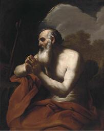 The Penitent Saint Jerome