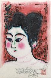 [Portrait of a Goddess]