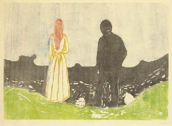 Zwei Menschen (Die Einsamen) (