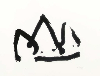 Black Mountain (State I) (B. 2