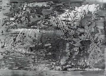 Abstraktes Foto (B. 58)