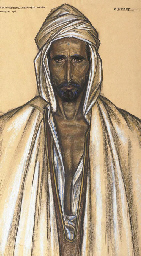 Portrait of Mohammed Bensalabe