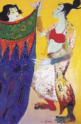 Batik vendor
