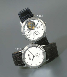 BLANCPAIN. A LIMITED EDITION P
