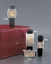CARTIER. A FINE AND RARE LIMIT