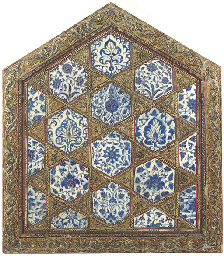 AN ELABORATE PANEL OF MAMLUK B