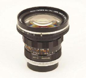 Canon FL R 19mm. f/3.5 no. 125