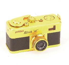 Golden Ricoh 16 no. 9901