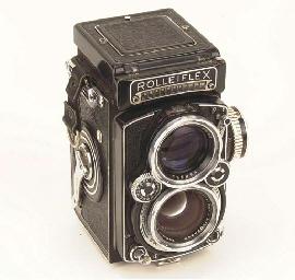 Rolleiflex TLR no. 1626830