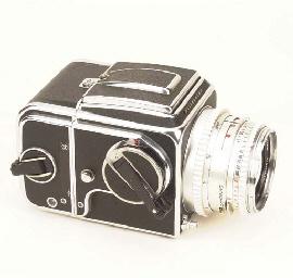 Hasselblad 500C no. TR87563