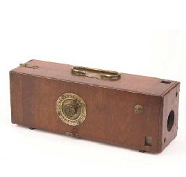 Nodark ferrotype camera