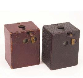 Pocket Kodak cameras