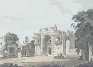 Mausoleum of Sultan Chusero, N
