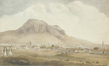 The Town and Citadel of Corint