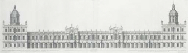 Designs for the Royal Palace a