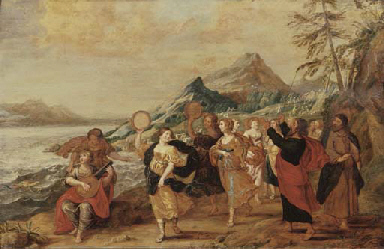 The Dance of Miriam
