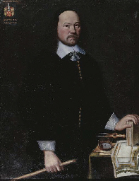 Portrait of a gentleman, said