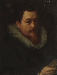 Portrait of a nobleman, aged 5