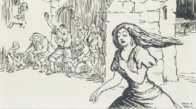 Illustration to A Moral Ballad
