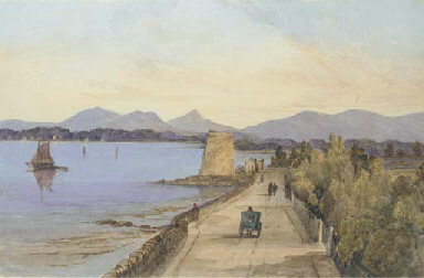 Strand Road near Sandymount, D