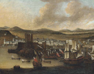 The Landing of William III at
