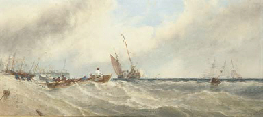 Putting out to sea