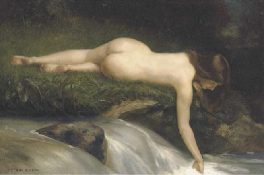 Nymph of the Stream
