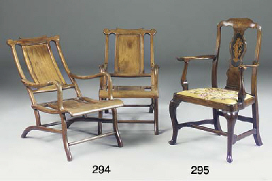 A PAIR OF CHINESE HARDWOOD 'PL